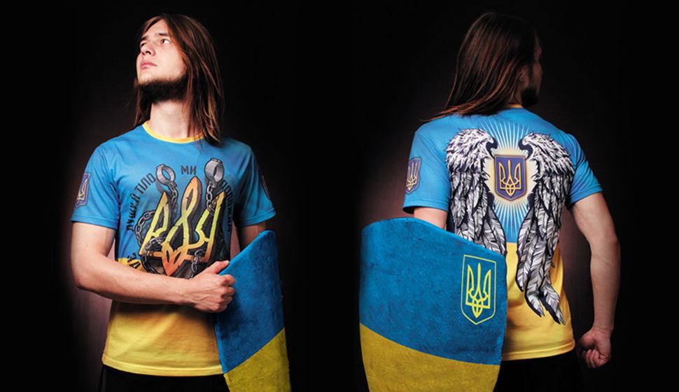 Футболки - футболки с принтом тризуба  68103e58e71f1