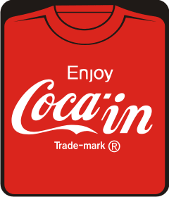 Enjoy Cocain cocacola coca-cola