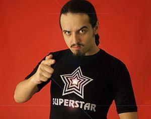 Super Star (Дима) (футболка с изображением)